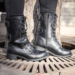 Dome Boots